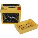 Poweroad YPLFE-8V Lithium Motorcycle Battery