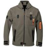 Rs Taichi RSJ335 Quick Dry Parka Motorcycle Jacket