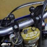 Ram Mount B367U Bracket M/C Base Whole M8 Screw