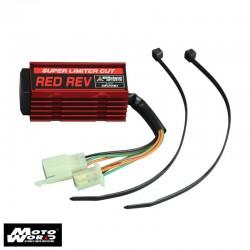 Red Rev EF 004126 Posh Faith Speed Limiter for Honda RVF 400R