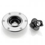 Rizoma TF042A Silver Gas Cap