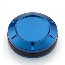 Rizoma TP028U Blue Front Brake Fluid-Tank Cap