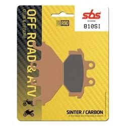 SBS 810SI Sinter Brake Pad for Yamaha YZFR125 08