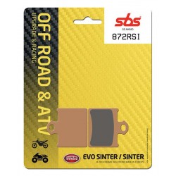 SBS 872RSI Sinter Off Road Racing Brake Pad for KTM 350 Freeride 12