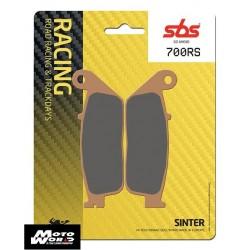 SBS 700RS Rear Sinter OE Replacement Break Pad