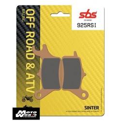 SBS 925RSI Rear Sinter OE Replacement Break Pad