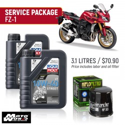 Liqui Moly FZ-1 Street Service Package