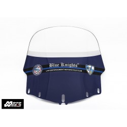 Slipstreamer Custom Graphics Windshield