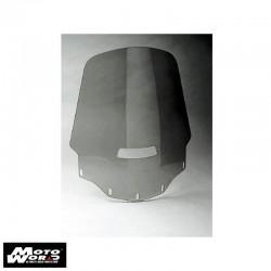 Slip Streamer T166VT Smoke Vented Tour Shield
