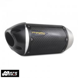 TBR 0054260405S1 S1R Standard Series Carbon Cat-Delete Slip-On Exhaust for Yamaha R1 2015