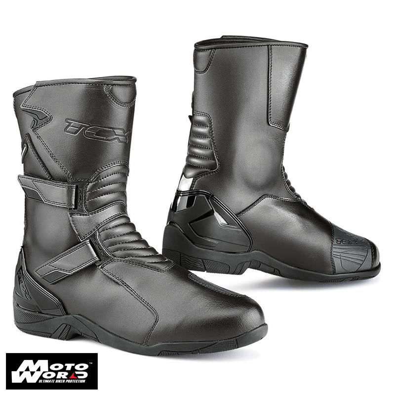 TCX 7165W-Spoke Waterproof Boot-Black