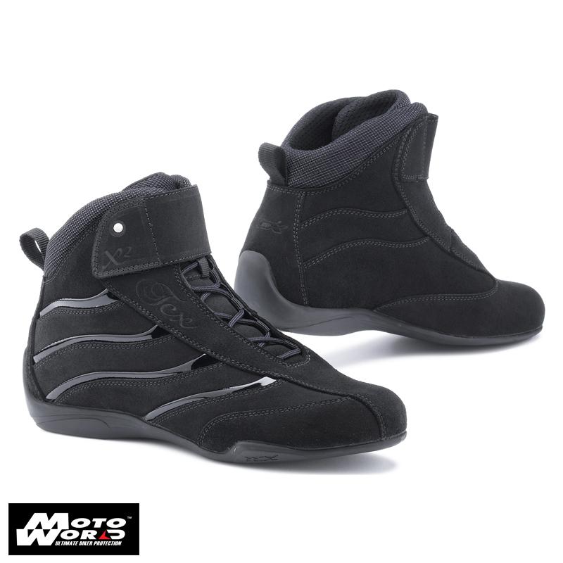 TCX 8019W X-Square Lady Waterproof Boots Black