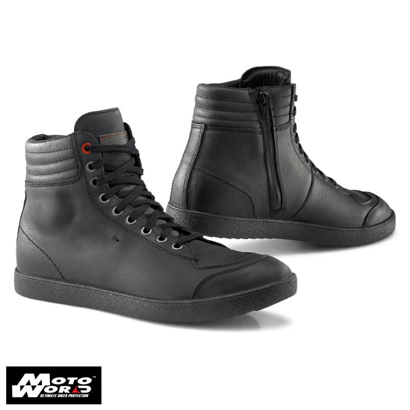 TCX 9556W X-Groove Waterproof Boots - Black