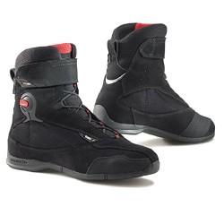 TCX 9560W X Cube Evo Waterproof Urban Motorcycle Boots - Black
