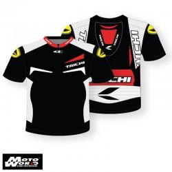 RS Taichi Neon-Black WRX Suit T-Shirt
