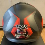 TRAX T735 Motorcycle Open Face Helmet - PSB Approved