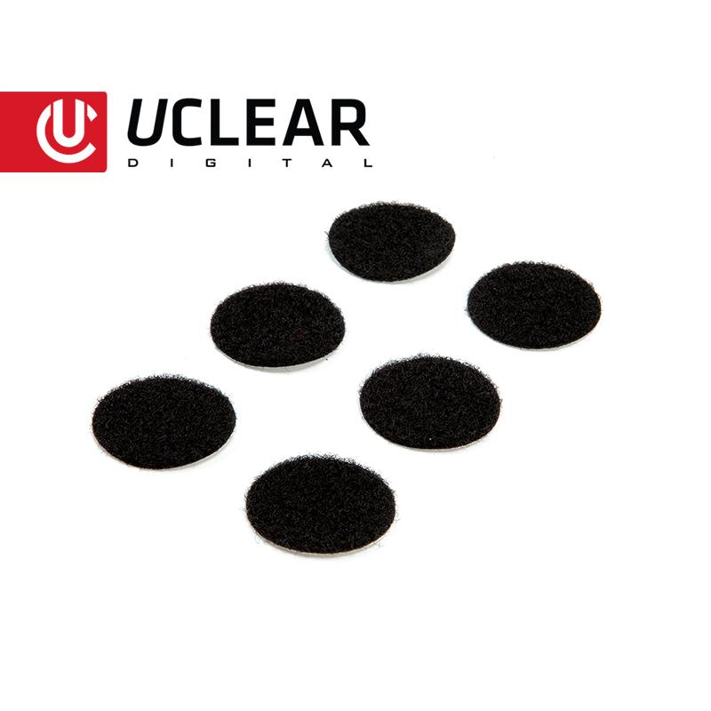 U CLEAR VELCRO PADS Velcro Pads