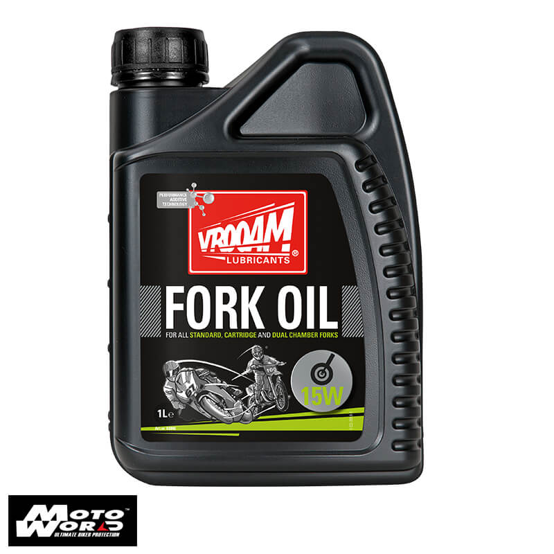 Vrooam AS63806 Motorcycle Fork Oil 15W