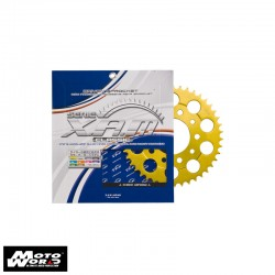 XAM A4118 Classic Rear Sprocket for Honda 520-Magna250/CL400/CBX/FT/Steed/Saturno