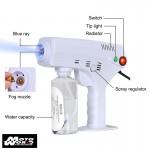 XJoyclean Nano Disinfection Spray Gun