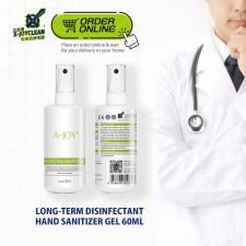 Xjoyclean Hand Sanitizer Gel 60ml