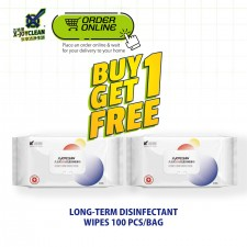 Xjoyclean Disinfectant Wipes 100 pcs