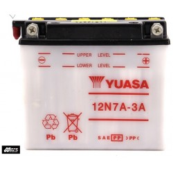 Yuasa 12N7A-3A Battery
