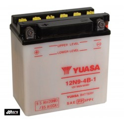 Yuasa 12N9-4B-1 Battery