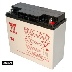 Yuasa NP18-12B (V) Battery