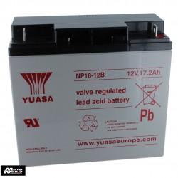Yuasa NP18-12B Battery