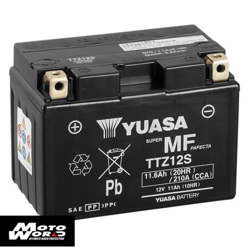 Yuasa TTZ12S Battery