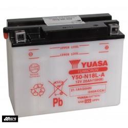 Yuasa Y50-N18L-A Battery