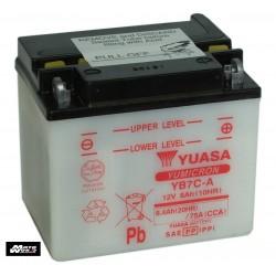 Yuasa YB7C-A Battery