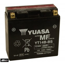 Yuasa YT14B-BS Battery