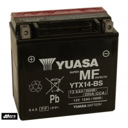 Yuasa YTX14-BS Battery