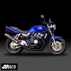 Yoshimura Cyclone Bolt-On for CB400 Super Four Spec I-III ( LTA APPROVED)