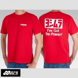 Yoshimura YM 900-217-9 Team T-shirt