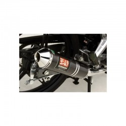 Yoshimura 11030AA5N80B JMCA Tri Cone Exhaust System for 135LC 2011
