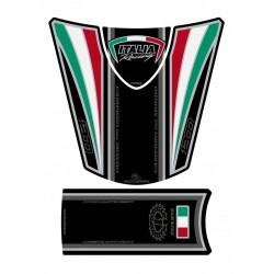 Motografix CAD TD019K Tank Pad for Ducati Diavel Black