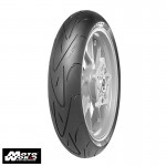Continental Sportattack Front and Rear Tire Set