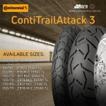 Continental Conti Trail Attack 3 Tyre