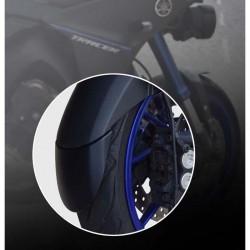Ermax 710218117 Front Hugger Extender Black for Yamaha MT-09(FZ-09)