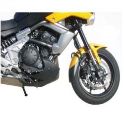 Ermax 710318078 Front Hugger Extender Black for 650 Versys