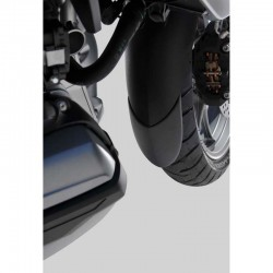 Ermax 711018030 Front Hugger Extender Black for BMW R1200GS 13-14