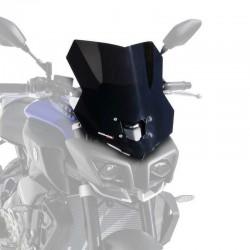 Ermax TO0256132 Dark Black Sport Touring Screen 39cm for Yamaha MT10 FZ10 16-19