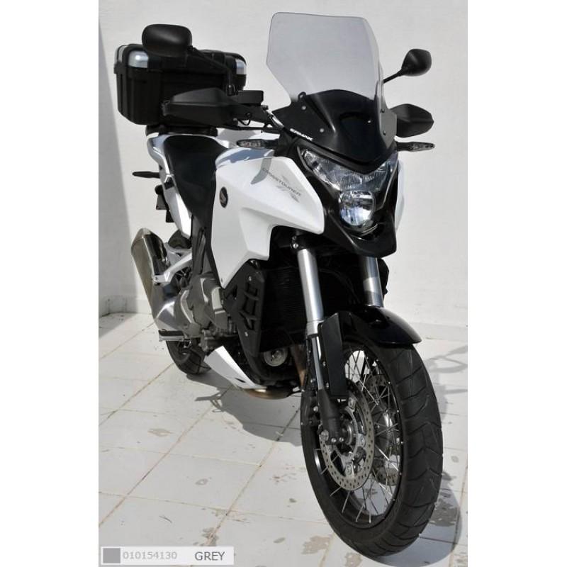 Ermax 010154130 Touring Windshield for Honda Crosstourer VFR1200 12-14 Grey +13cm