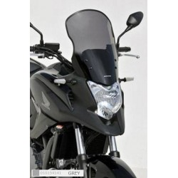 Ermax 010154141 Touring Windshield for  Honda NC700X/750X 13-14  Grey +10cm