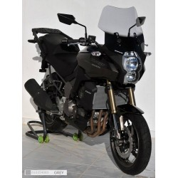 Ermax 010354083 Touring Windshield for Kawasaki Versys 1000 12-15 Grey + 10Cm