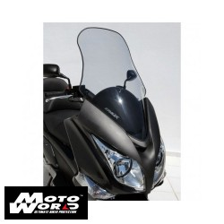 Ermax 010101107 Scooter High Screen Windshield for SWT400 09-17/SWT600 11-17 Clear