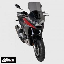 Ermax 010154152 High Screen for VFR800X Crossrunner 2015 Grey